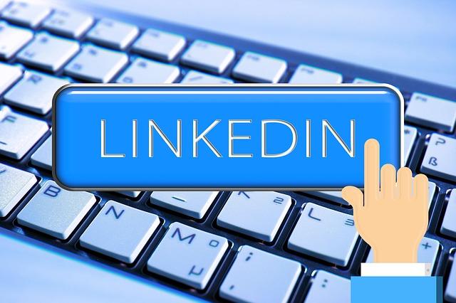 Keyboard LinkedIn