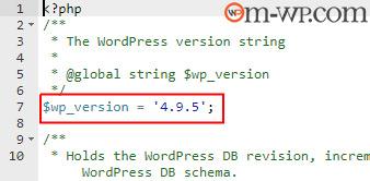 melihat-versi-wordpress-2