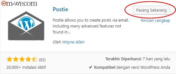 plugin-postie