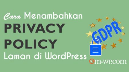 cover privacy policy