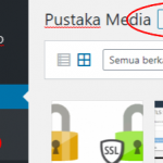 Tutorial WordPress 18: Tambah Media